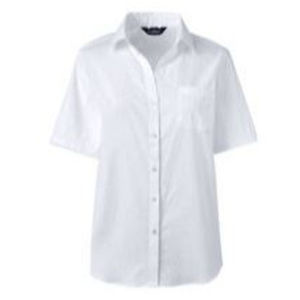 Women's Short Sleeve Stretch Shirt With Pocket 16